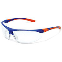 JSP Stealth 9000 Safety Spectacles - Clear K & N Rated