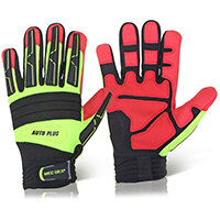 Mecdex Auto Plus Mechanics Glove S Ref MECAP-622S