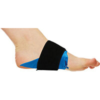 Rapid Relief Foot Pain Cold Pack & Built In Compression Strap 6 x 9in Ref RA11954