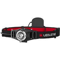 LED Lenser H5 Head Lamp 25 Lumens 20 Hours Ref LED7495TP