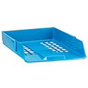 Avery Basics Blue Letter Tray Stackable A4 Foolscap