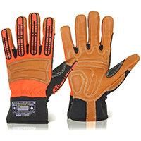 Mecdex Rough Handler C5 360 Mechanics Glove L Ref MECPR-610L