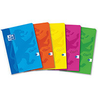 Oxford Soft Touch Refill A4 Assorted Colours Ref 400109985 Pack of 5