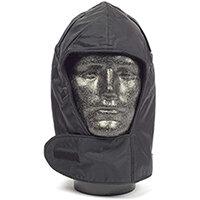 Scott Safety Standard Zero Hood Safety Helmet Winter Liner Black Ref HXZH