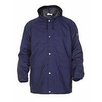 Hydrowear Ulft SNS Waterproof Jacket Polyester Small Navy Blue Ref HYD072400NS