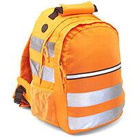 B-Seen High Visibly Rucksack Orange Ref CHVROR