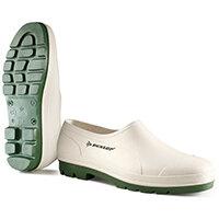 Dunlop Wellie Shoe Size 6 White Ref WG06