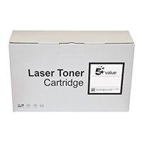 5 Star Value Remanufactured Laser Toner Cartridge Yield 1000 Pages Cyan Samsung CLP320/325 Alternative Ref 169934