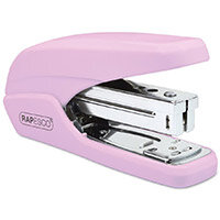 Rapesco X5-25ps Stapler Capacity 25 Sheets Pink