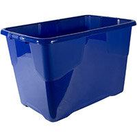 Strata Curve Box 65 Litre Blue ref XW203B-LBL