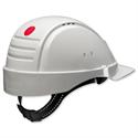 3M™ Solaris Safety Helmet White Ventilated EN397 Standard G2000CUV-VI