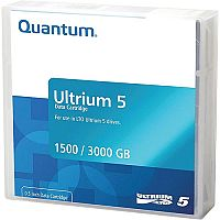 Quantum LTO-5 Data Tape 1500GB Native/ 3TB Compressed