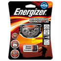 Energizer Pro Advanced Headlight 5 Bright LED 2 Red LED Weatherproof Pivot Head 4 Modes 20hr 631638