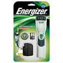 Energizer Emergency Rechargeable Torch Krypton Bulb Shatterproof Lens 120hr 2AA1 UK Plug