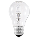 42W Screw Fitting Light Bulb Energy Saving Halogen Clear Stearn Electric