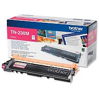Brother TN-230M Magenta Toner Cartridge TN230M