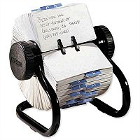 Rotary business card files huntoffice ireland rolodex black classic 500 rotary file metal 66704 colourmoves