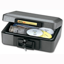 Sentry 2460 Fire Safe For Documents And Data Storage 7 Litres Capacity 2460