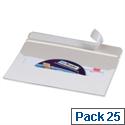CD Envelope Solid Board Self Adhesive Tear-Off Strip 218x122mm Ref 146157102 Pack 25 193840