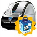Dymo Labelwriter 450 Turbo USB Ref S0838860 [FREE Dymo Labelwriter Labels Large Address] Apr-Sep 2012
