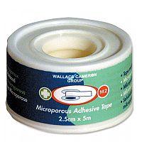 Tape Microporous 2.5cmx5m 2005015