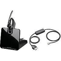 Plantronics Voyager Legend CS B335 Headset and APS-11 Electronic Hook Switch