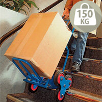 Ease-E-Load Stair Climber Trolley Truck Carrying Capacity 150kg
