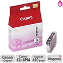 Canon CLI-8PM Magenta Photo Ink Cartridge