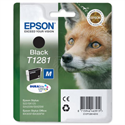 Epson T1281 Black Ink Cartridge Fox Series