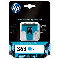 HP 363 Cyan Inkjet Cartridge C8771EE