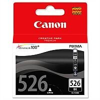 Canon CLI-526 BK ( 4540B001 ) Black Ink Cartridge Original