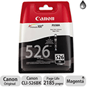 Canon CLI-526BK Black Ink Cartridge CLI526BK