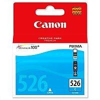Canon CLI-526 C ( 4541B001 ) Cyan Ink Cartridge Original - for PIXMA iP4950, iX6550, MG5250, MG5350, MG6150, MG6250, MG8150, MG8250, MX715, MX885, MX895
