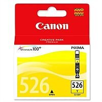 Canon CLI-526 Y ( 4543B001 ) Yellow Ink Cartridge Original