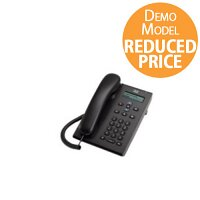 [Demo Model] Cisco Unified SIP Phone 3905 - VoIP phone - SIP, RTCP - charcoal