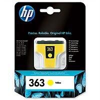 HP 363 Yellow Inkjet Cartridge C8773EE