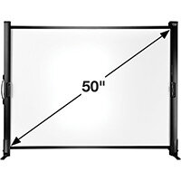 Epson ELP-SC32 - Projection Screen - 50 in (127 cm) for Epson EB-1750, PowerLite 1700 and EMP-1700