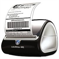Dymo Labelwriter 4XL Label Machine - Label printer - thermal paper - Roll (11.5 cm) - 300 dpi - up to 53 labels/min - USB