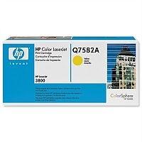 HP 503A Yellow LaserJet Toner Cartridge Q7582A