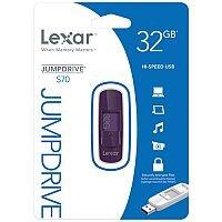 Lexar JumpDrive S70 USB 3.0 Memory Stick 32 GB