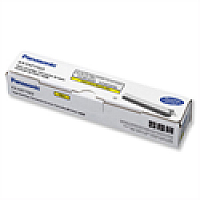 Panasonic KXFAT508X Yellow Laser Toner For KX-MC6020, KX-MC6040 and KX-MC6260 Original