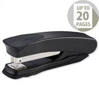 Rexel Taurus Stapler Full Strip Metallic Black