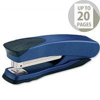 Rexel Taurus Stapler Full Strip Metallic Blue