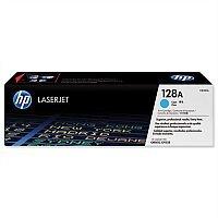 HP 128A Cyan Laser Toner Cartridge CE321A