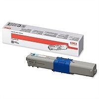 OKI 44469724 Cyan High Capacity Toner Cartridge