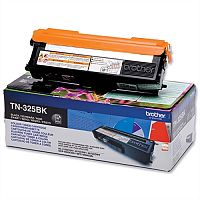 Brother TN-325BK Black High Capacity Laser Toner Cartridge TN325BK