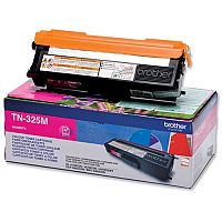Brother TN-325M Magenta High Capacity Laser Toner Cartridge TN325M