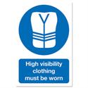 Stewart Superior Foam Board Sign High Visibility Clothing 200x300mm