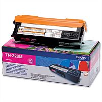 Brother TN328M Magenta Super High Yield Laser Toner Cartridge