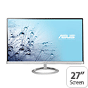"ASUS MX279H 27"" LED Computer Monitor"
